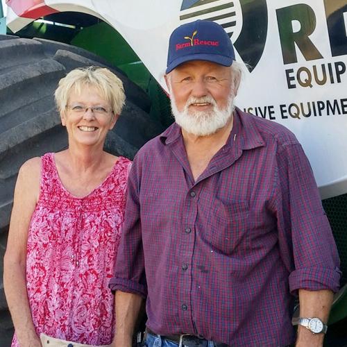Gary & Patty McCloud