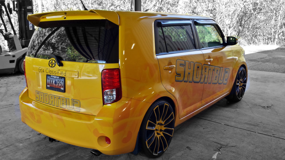 Shortbus Rear Angle 1
