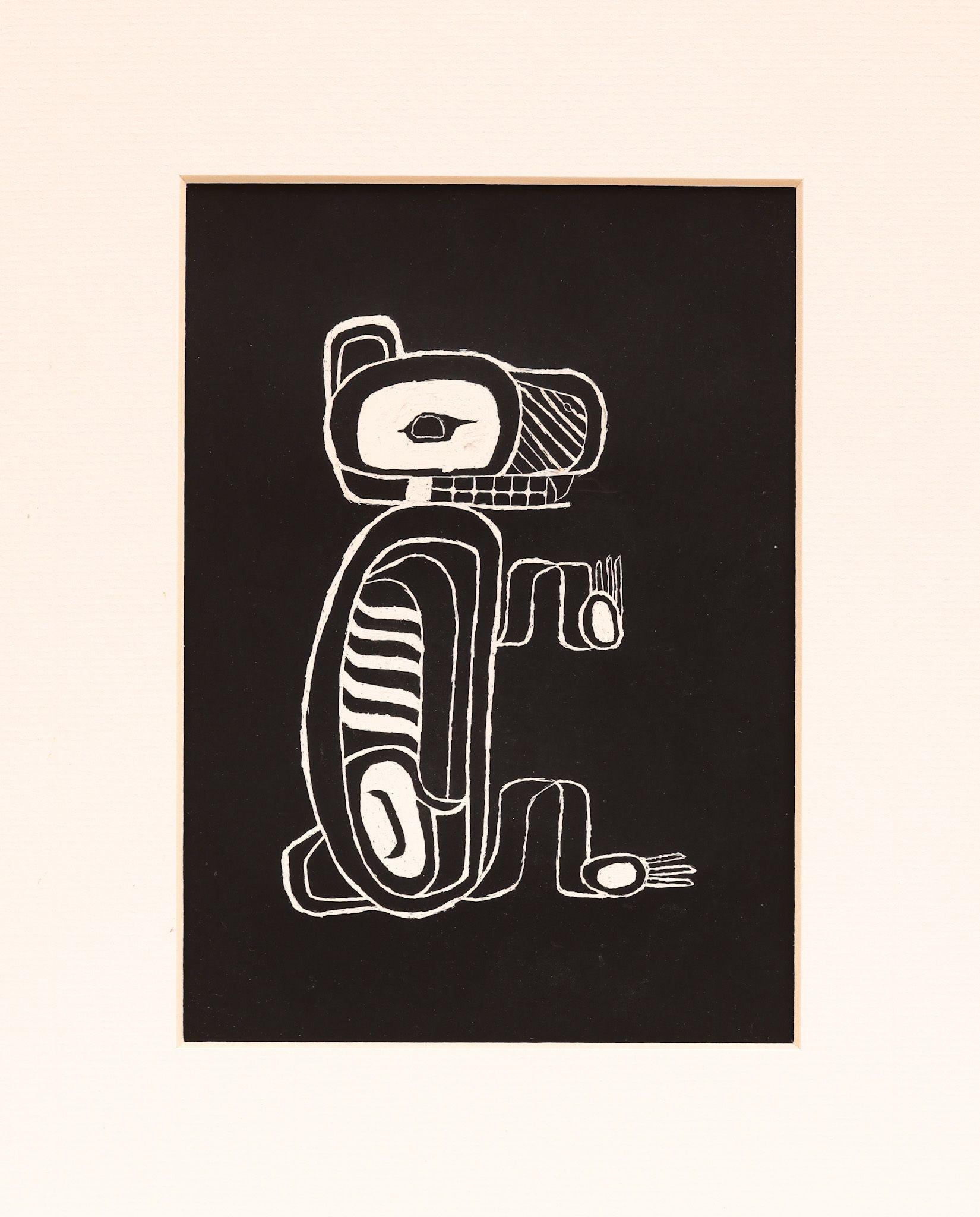 """Bear Bones"" - Dutch Meyer"