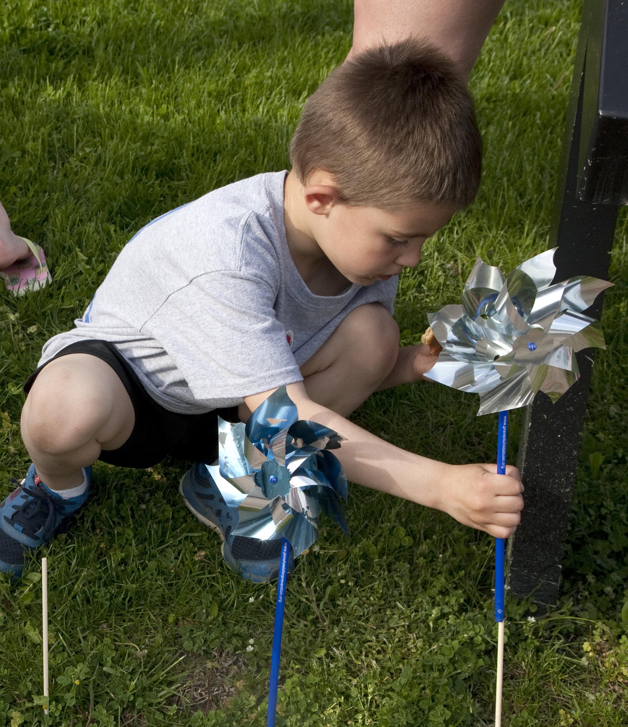 Annual Prevent Child Abuse Event