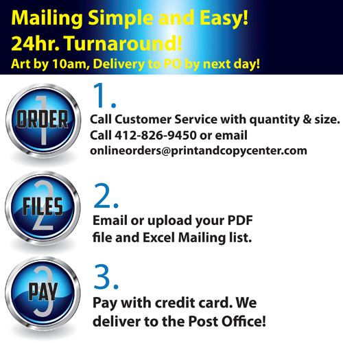 Mailing Services Custom Mail Pieces Political Mailers
