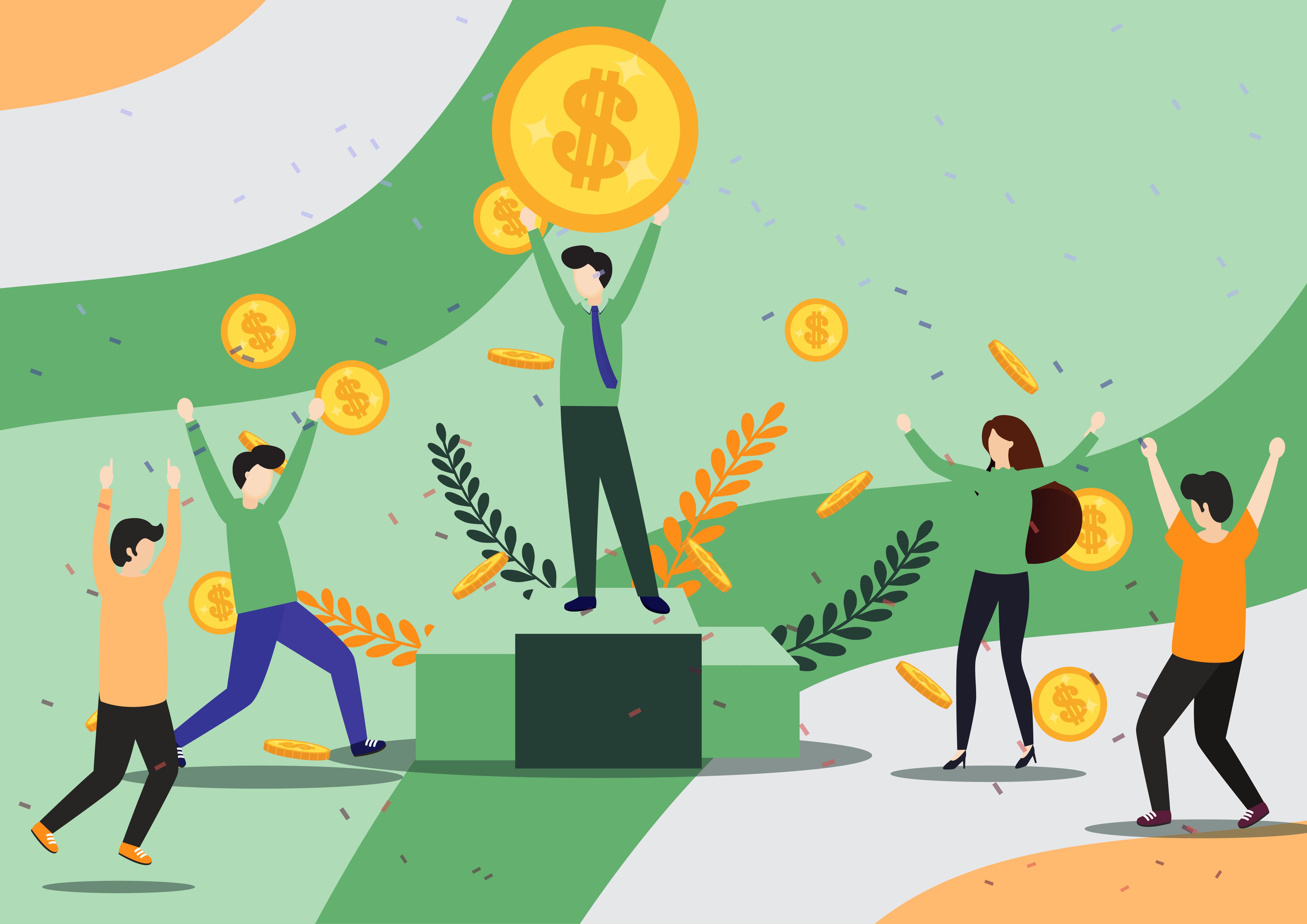 Celebrating Grant Funding Success of Over $2 Million in 2019
