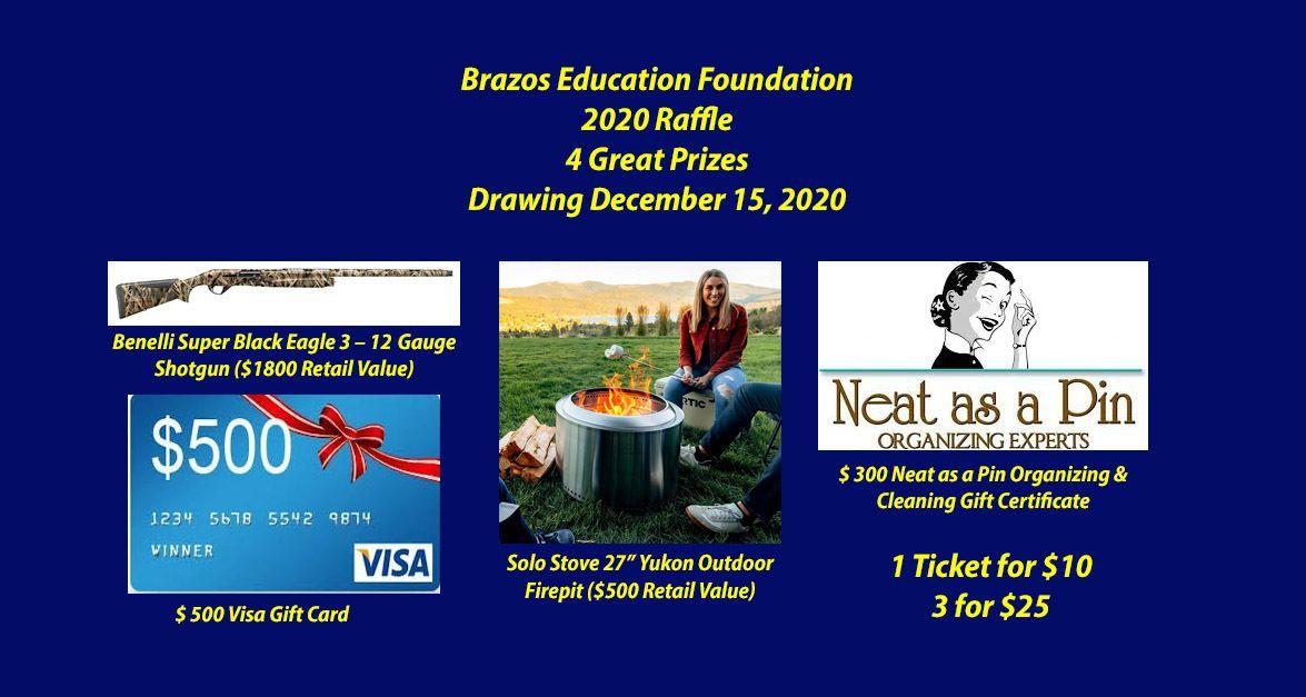 2020 Education 4 Everyone Raffle
