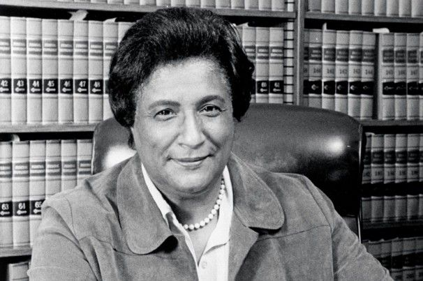 Constance Baker Motley Speaker Series on Racial Inequality