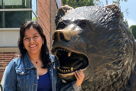Meet META Scholar Guadalupe