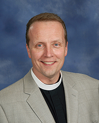 Bishop - Rev. Brian Maas (2024)