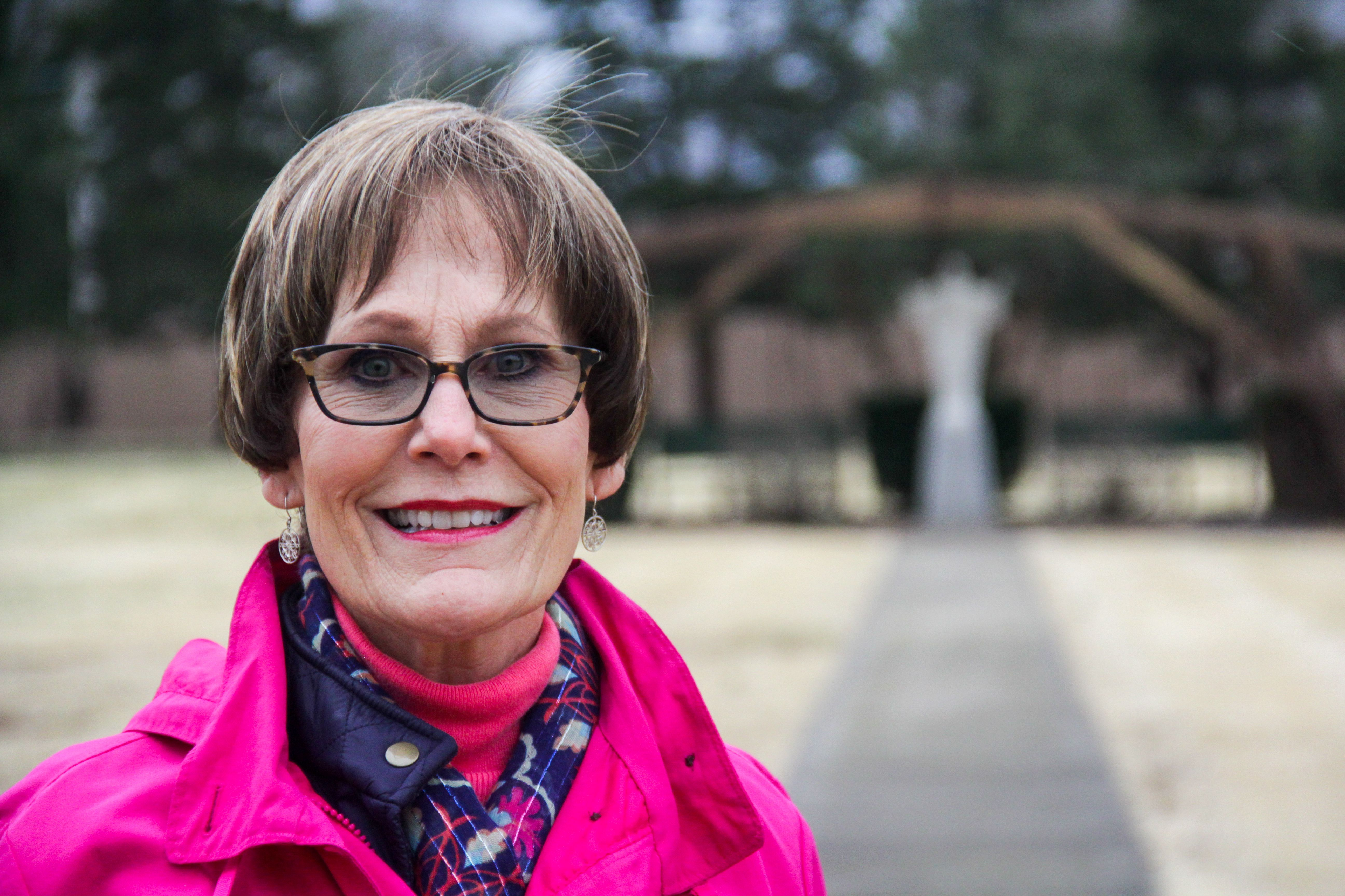 Jana Hukriede, CCUSA 2019 Volunteer of the Year