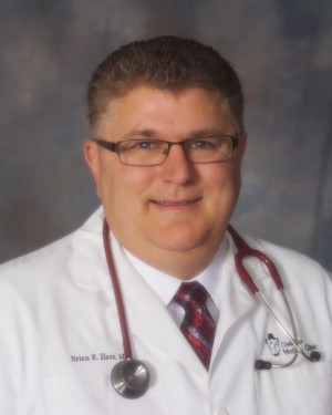 Brian Hass, M.D.