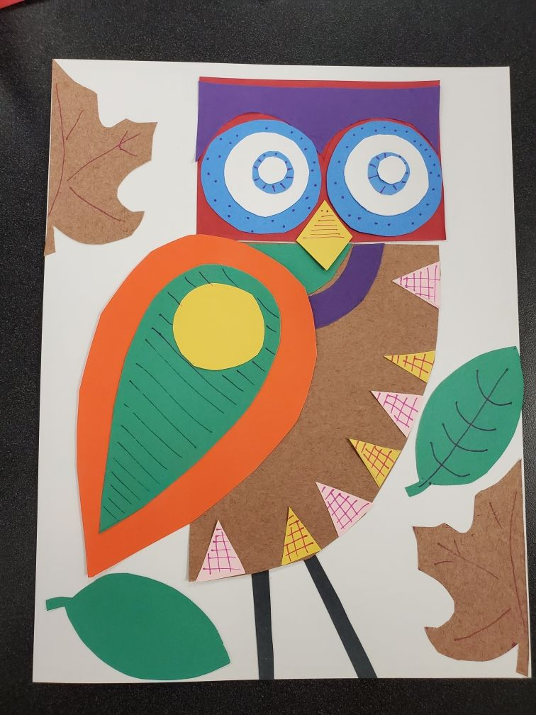 SPARKS - Arts and Crafts: Hoot the Owl