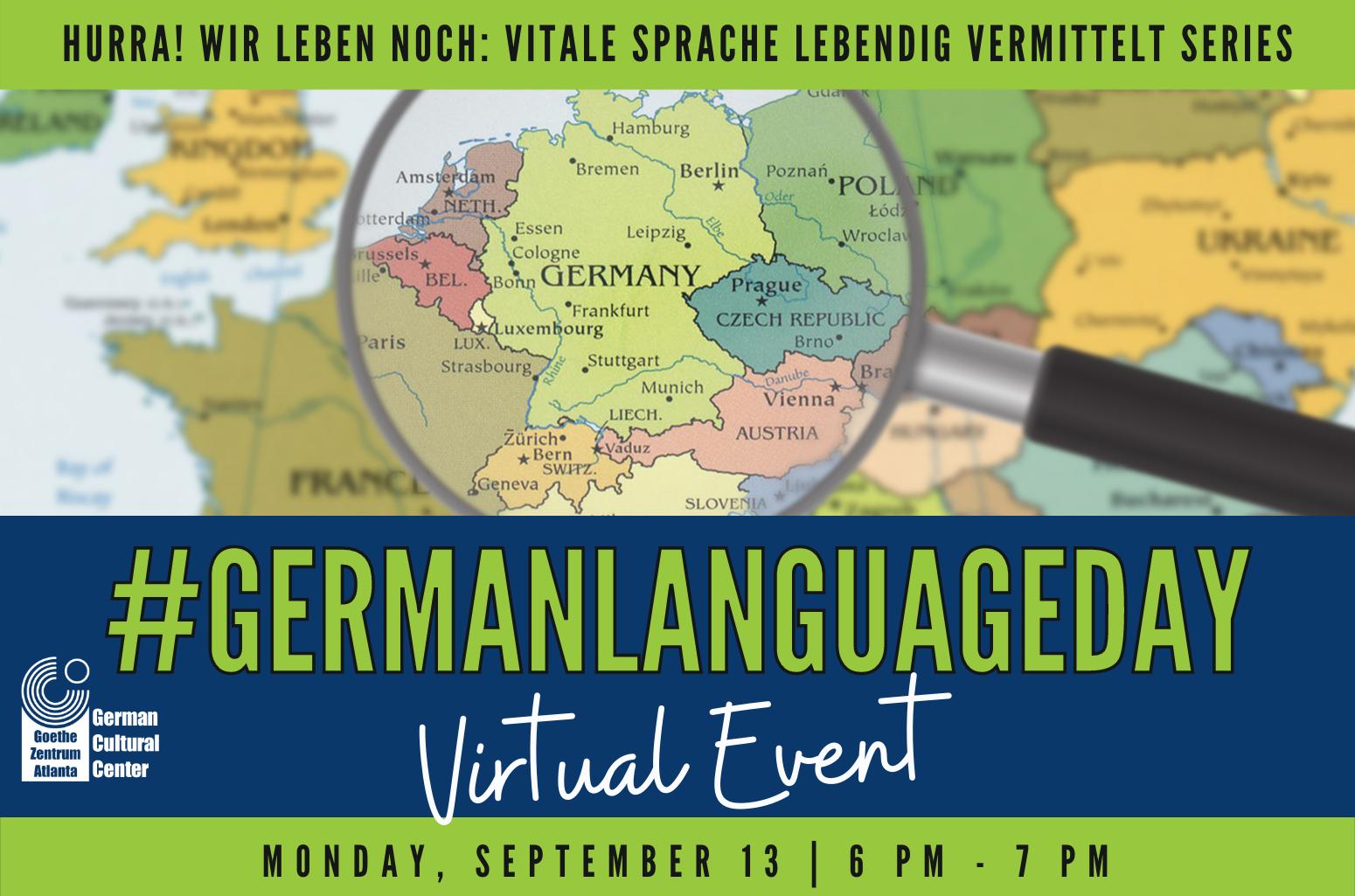 #germanlanguageday
