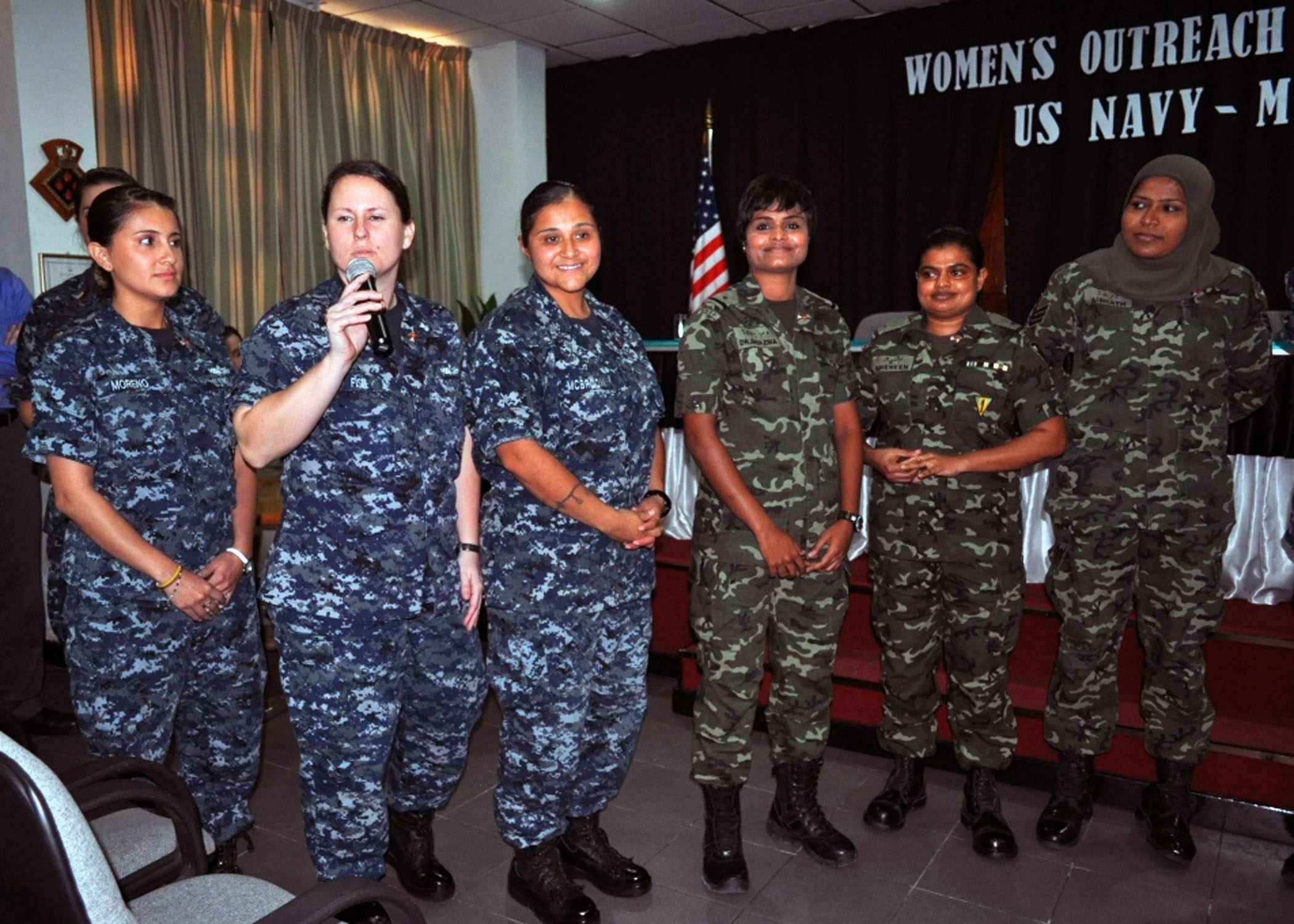 Two women could enter Navy special operations training this year