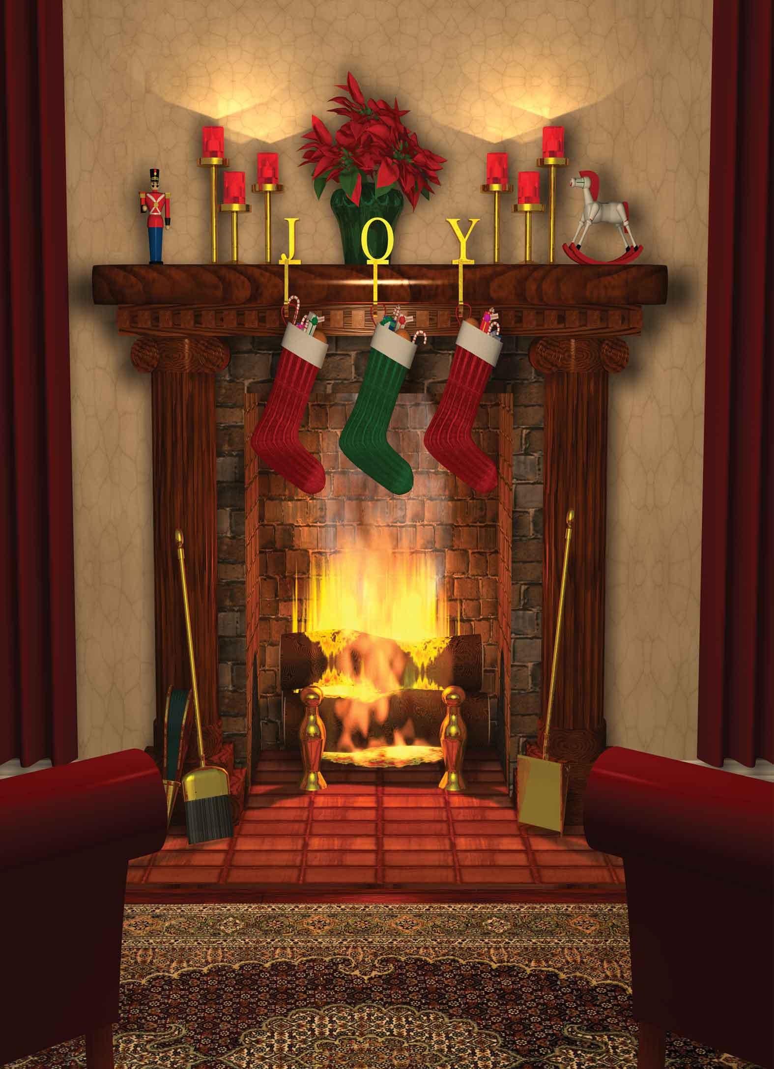 Holiday Greeting Card - v7