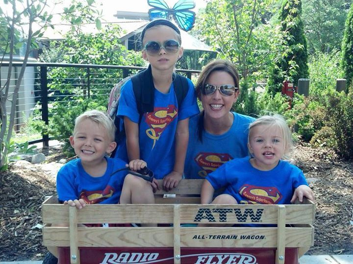 Thank you Sliva's!! Super cute crew at the zoo yesterday!