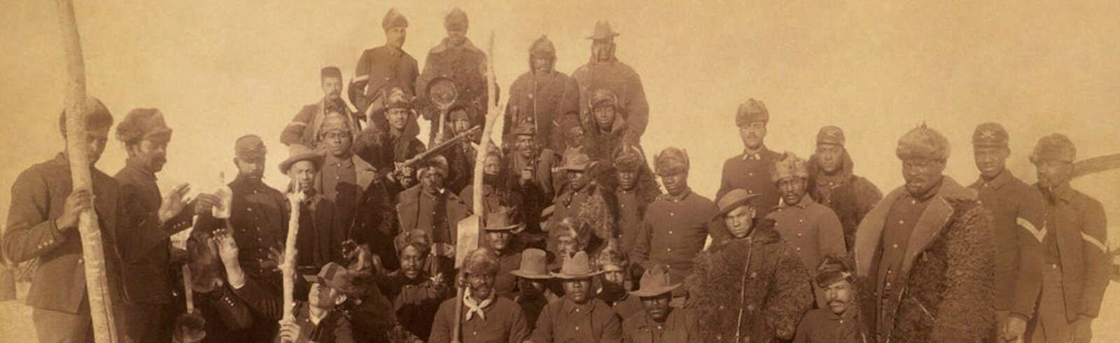 Buffalo Soldiers