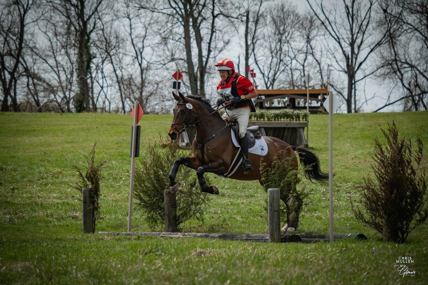 Morven Park hosts annual Spring Horse Trials