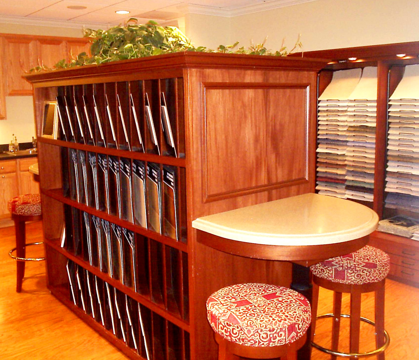 Selection Center Millwork