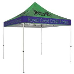 Dye Sub Tent
