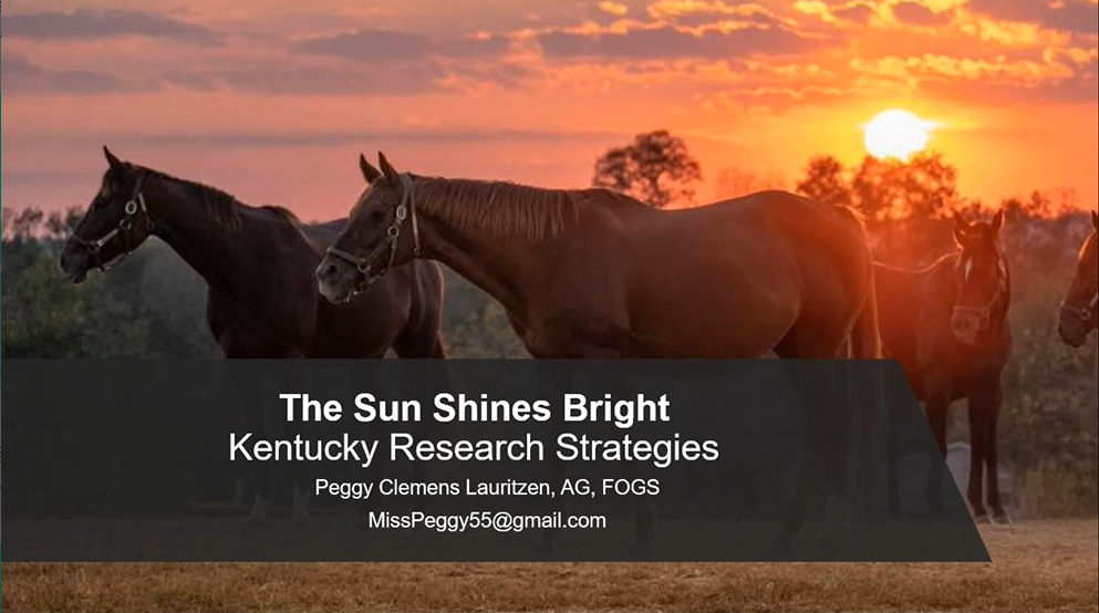 Proven Strategies for Researching in Kentucky
