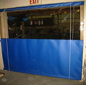 Roller Drop Curtains