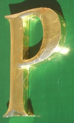 Gold-leaf, Aluminum-leaf, and Copper-leaf Gilding
