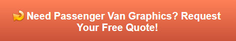 Free quote on passenger van graphics in Fullerton CA