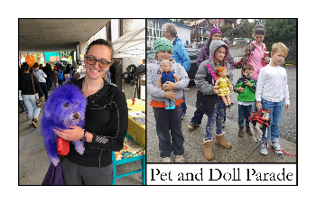 Pet and Doll Parade