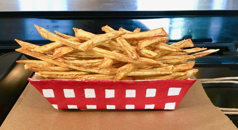 Skinny Fries