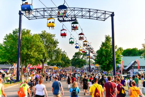 7 Ways to Promote Your Business at State and County Fairs
