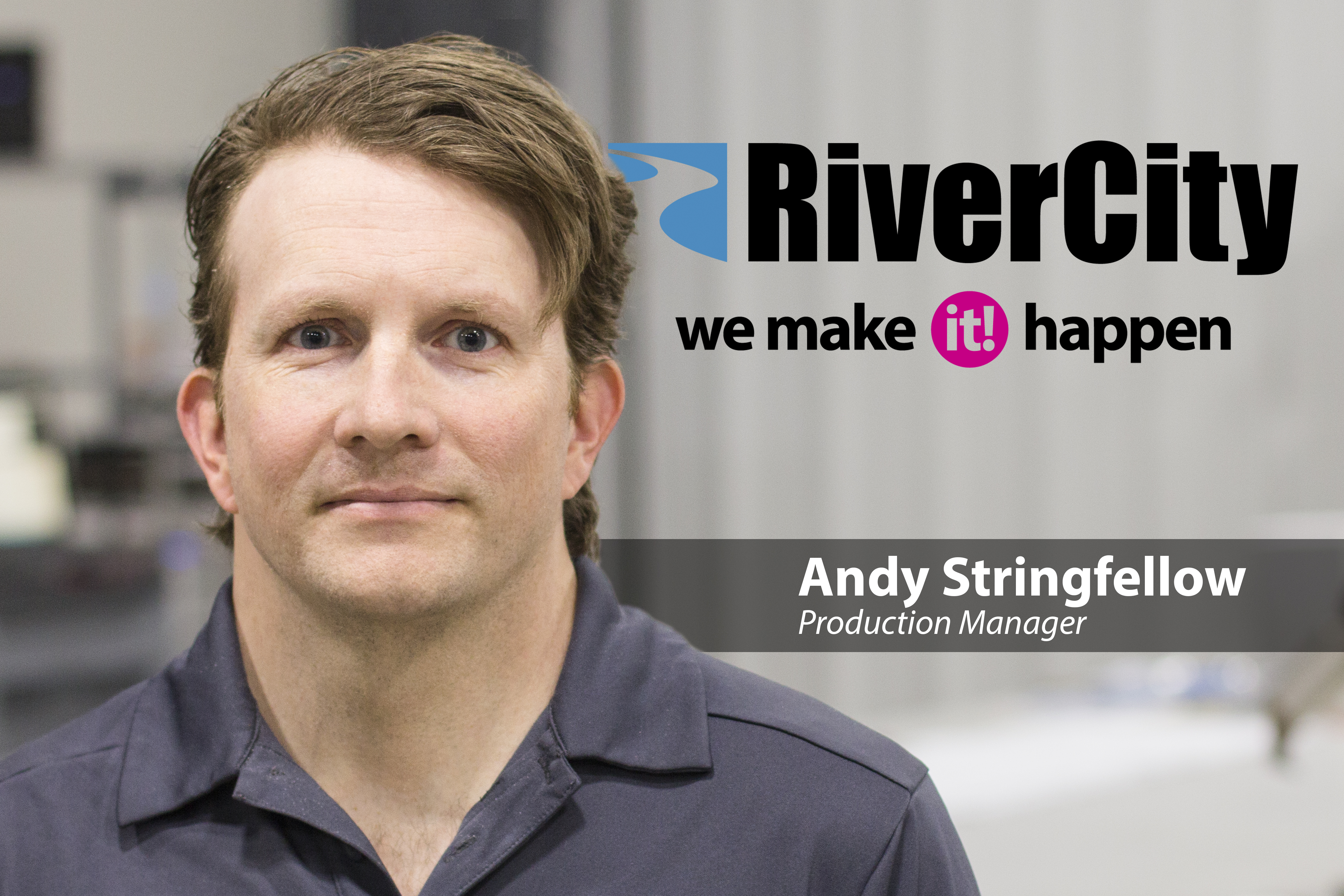 Meet Our Team - Andy
