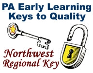 Pennsylvania Early Learning Keys to Quality Northwest Regional Key