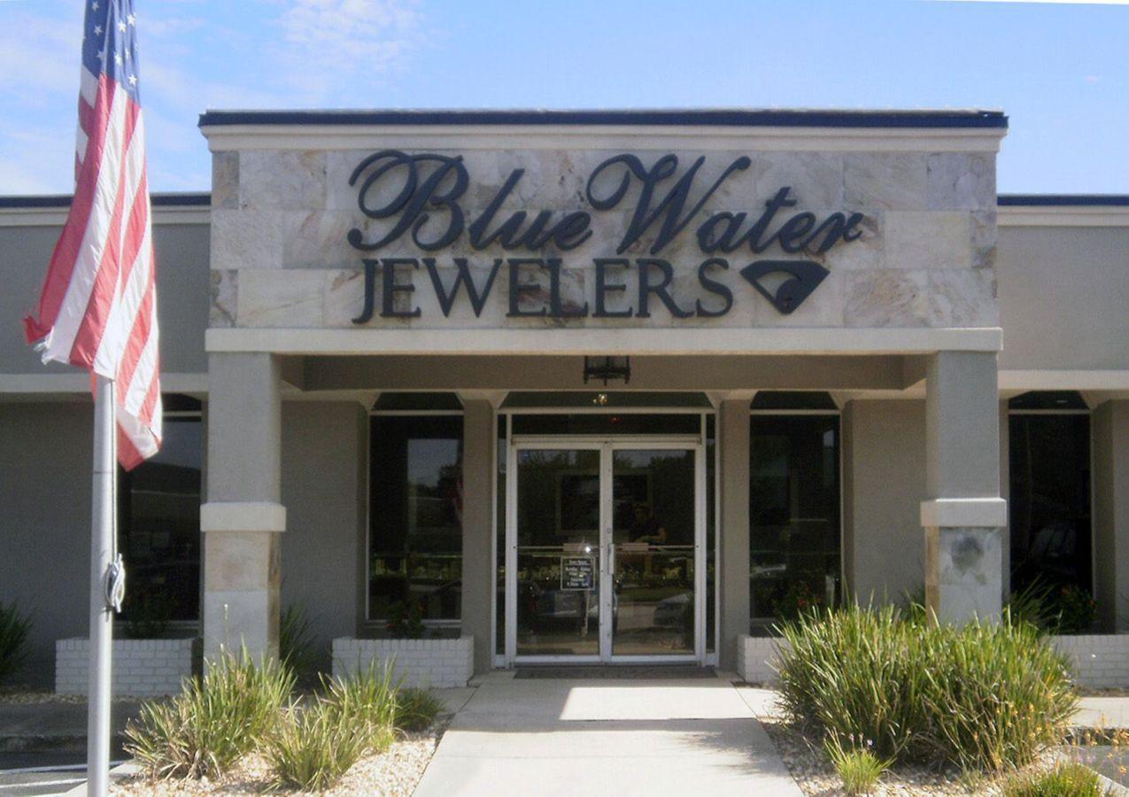 Blue Water Jewelry