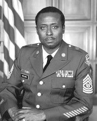 CSM Odell Williams, USA
