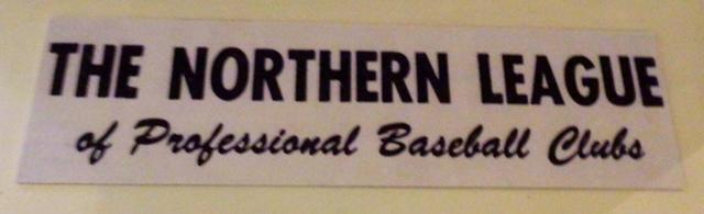 Northern League Felt Banner