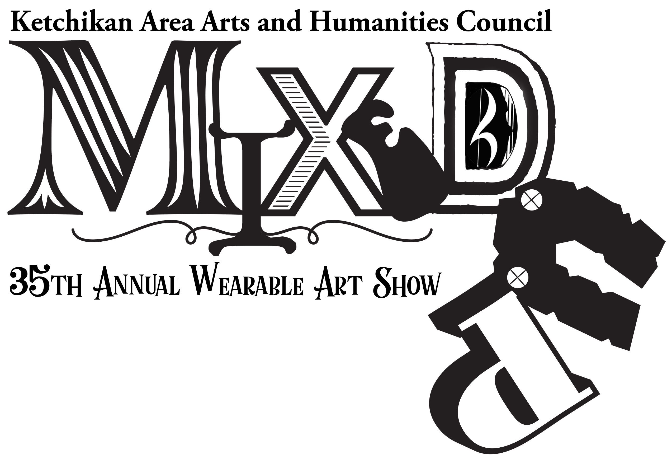 """Mixed Up"" the 35th Annual Wearable Art Show"