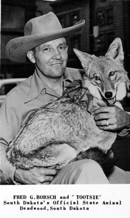 February 2016 - South Dakota's Official State Animal