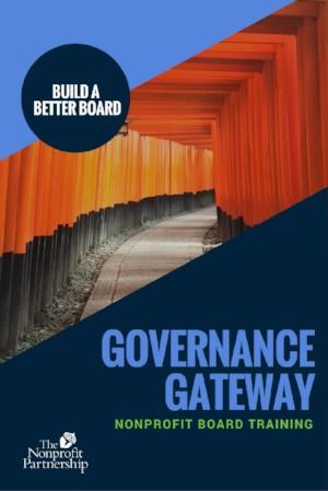 Governance Gateway: Board Member Training