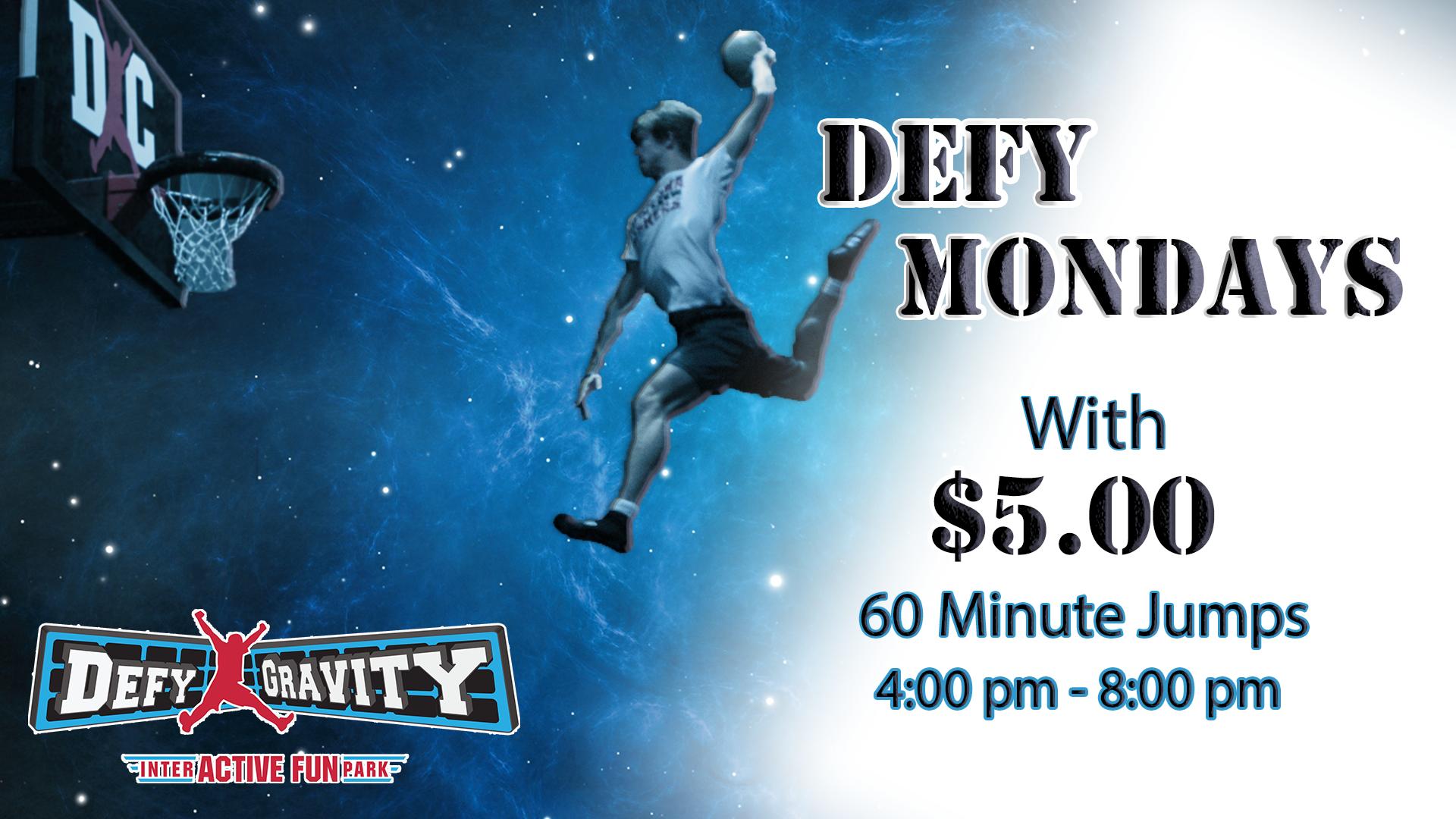 $5.00 Jump Night