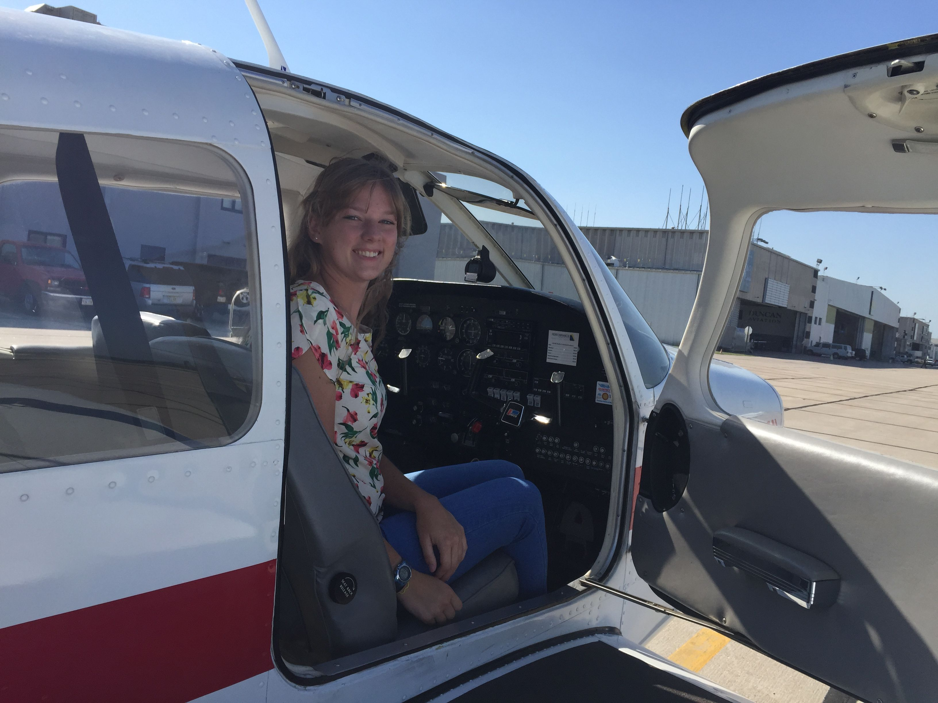 Skyward Bound - An Unexpected Opportunity