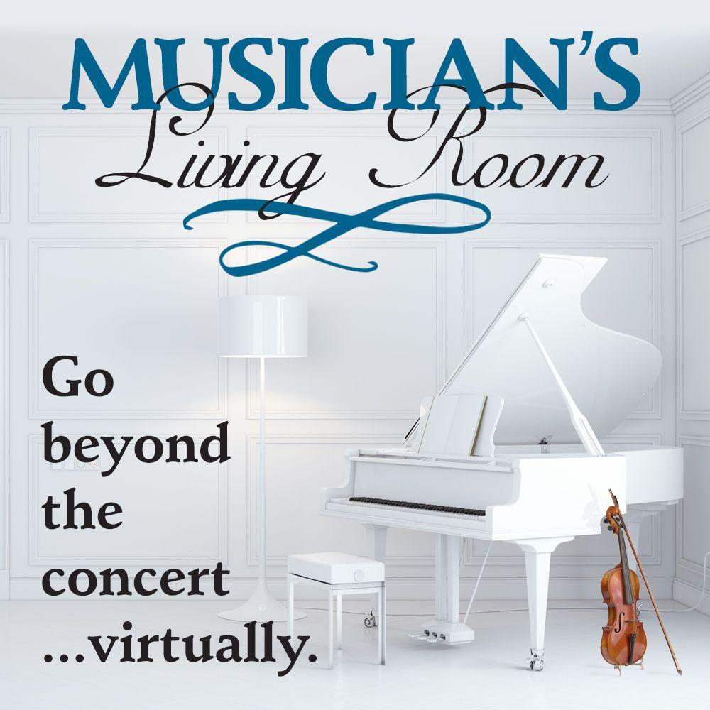 Musician's Living Room