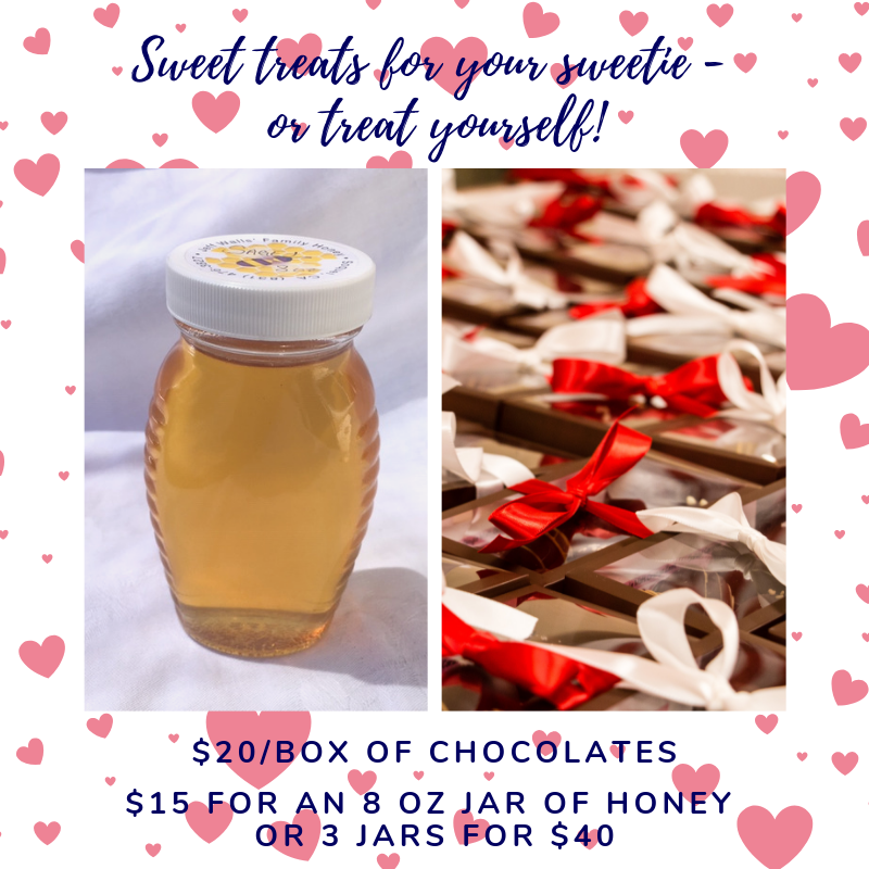 Sweet treats for your sweetie!