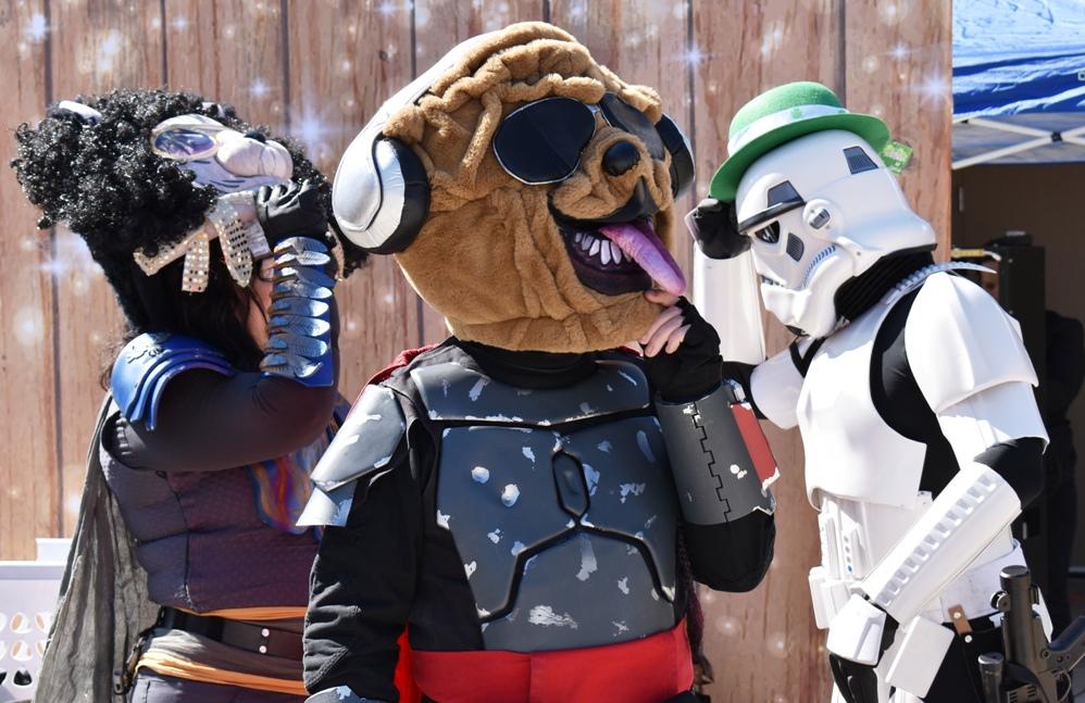 2534 Funny Star Wars