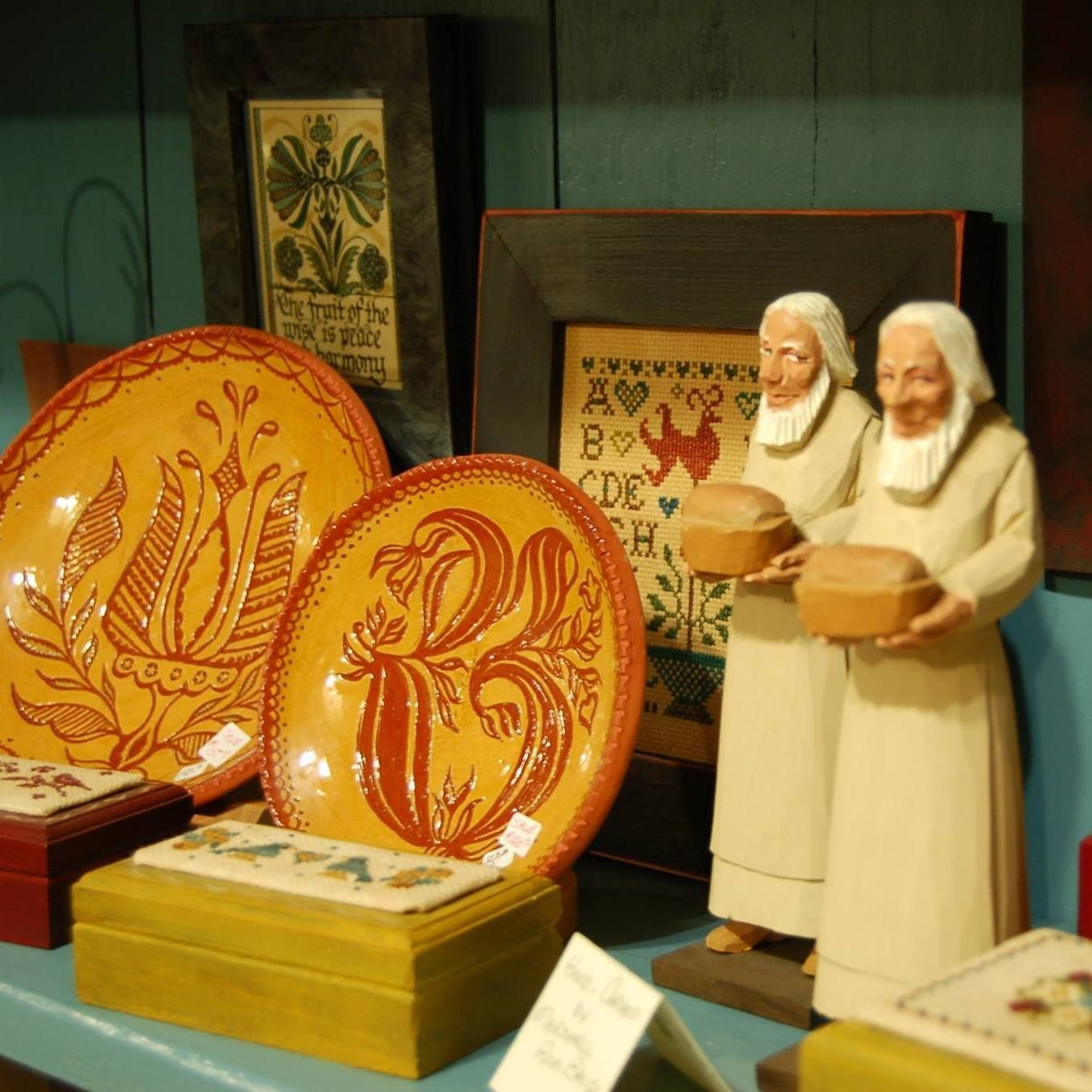 Visit Trails of History Gift Shops