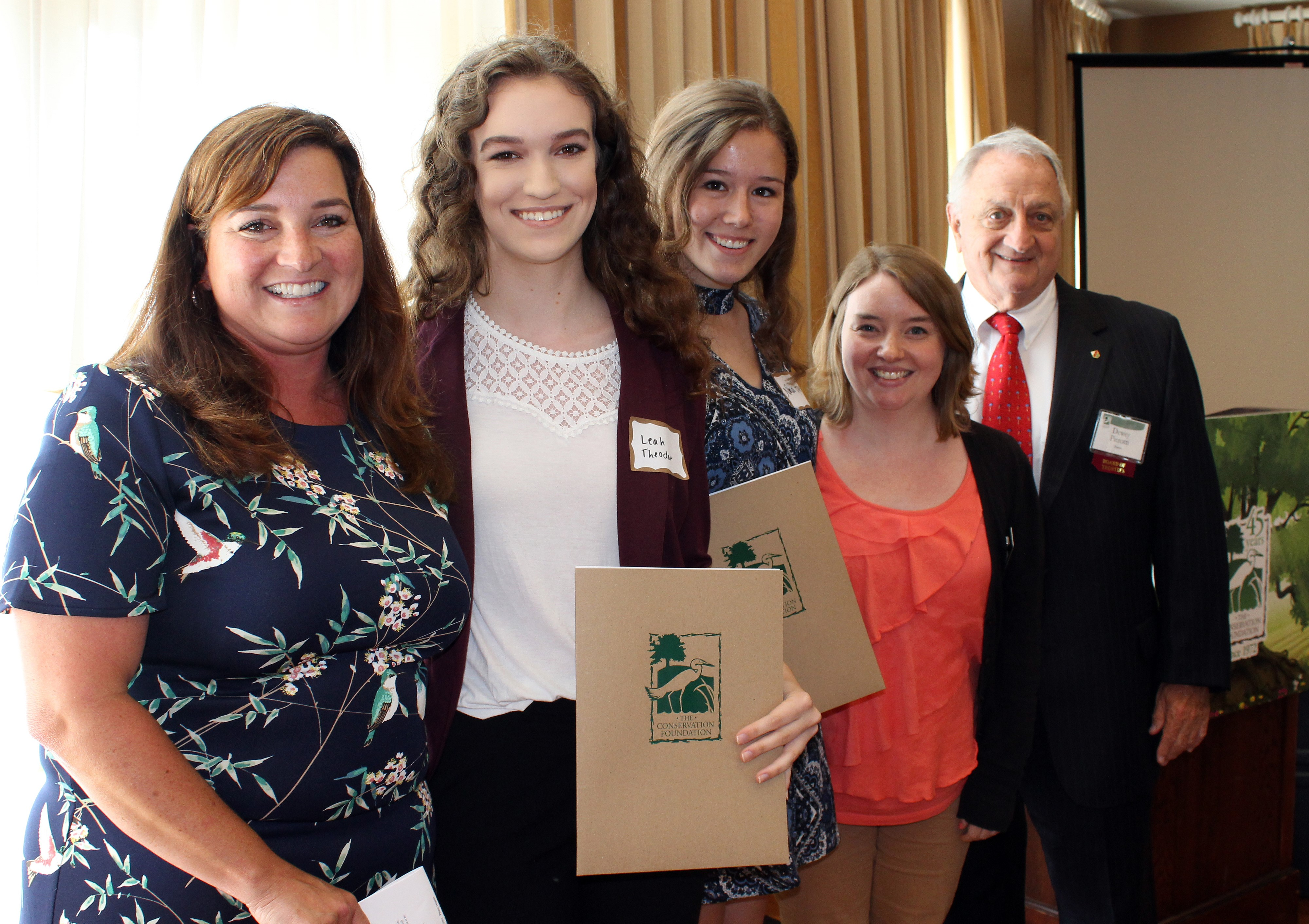 Conservation Scholarships Awarded to Local Environmental Students