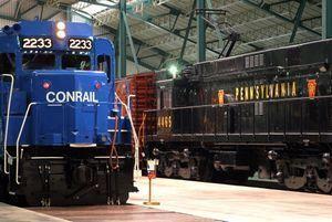 Railroad Museum of Pennsylvania (Strasburg, PA)