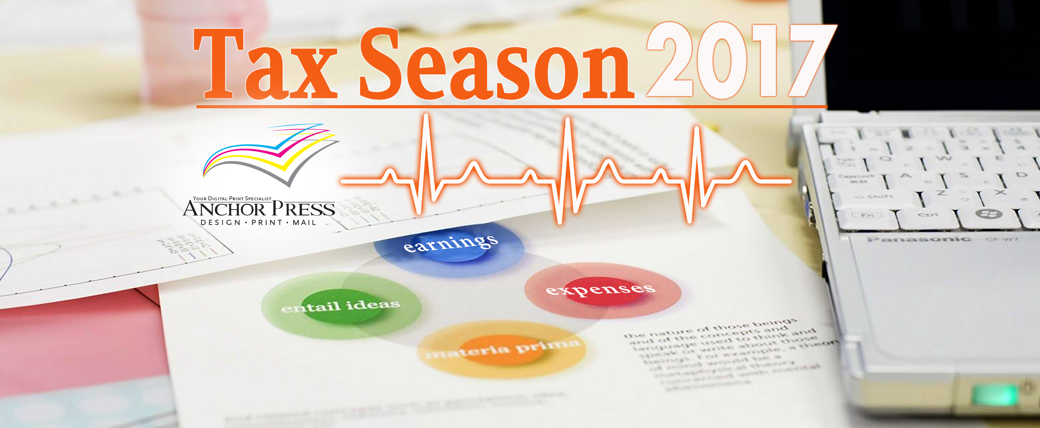 Anchor Press: Your Tax Season Business Support System