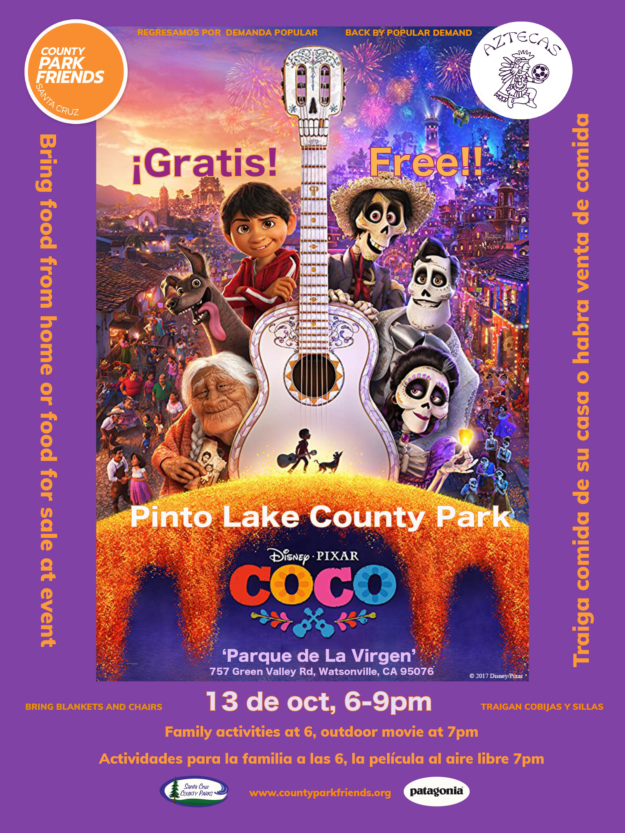 FREE Viewing of COCO