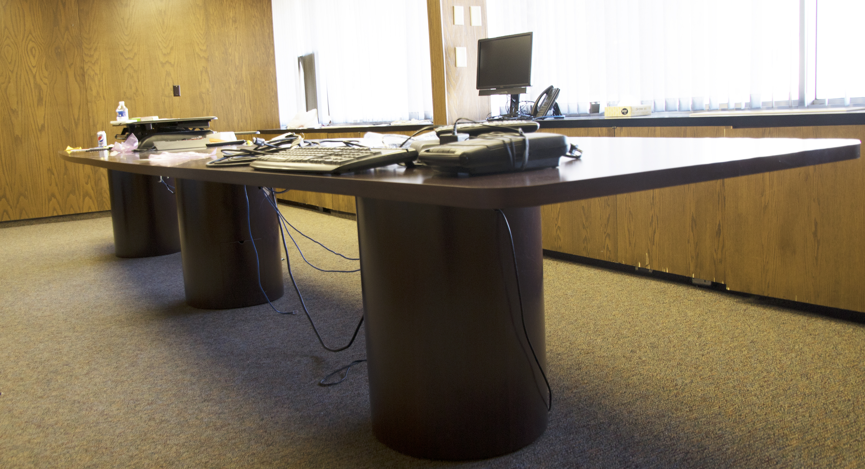 Beautiful conference table for sale