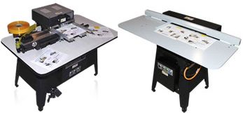 Scott Tabbing Press & Laminator for Custom Binder Tabs