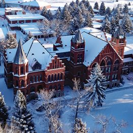 UMW Ranked Among Best Colleges and Universities in Montana