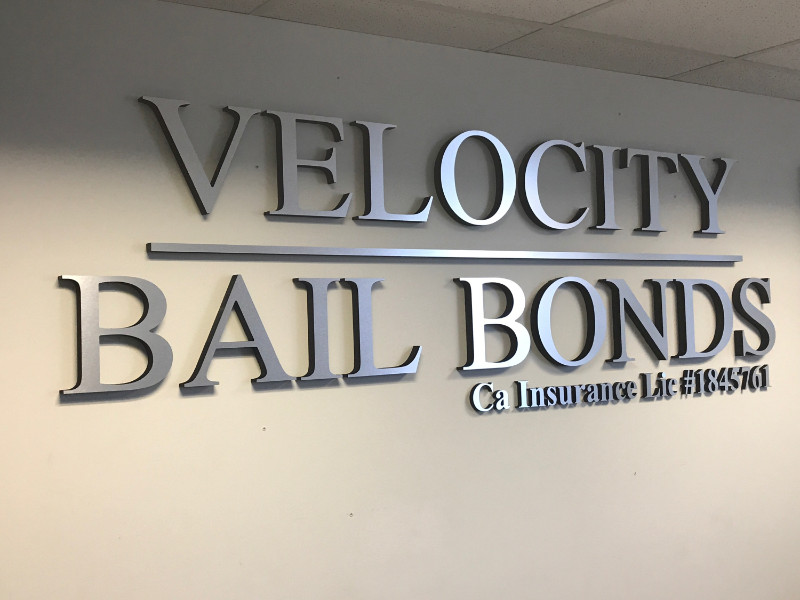 Brushed Metal Lobby Signs for Businesses in Santa Ana CA